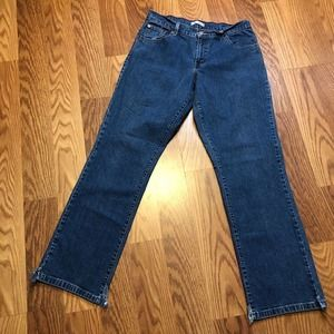 Levi's Relaxed Boot Cut Jeans 550 size 8 Med